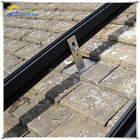 direct factory slate tile roof solar mounting
