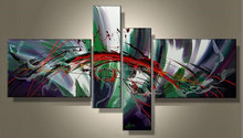 Rich colors Framed home decoration pictures