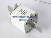 Low-voltage fuses ceramic body RT16-3 NT3 RT20-3 R034 NH3 square tube Knife
