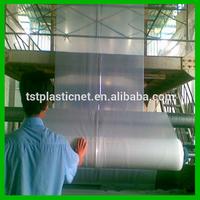 Greenhouse transparent film/100 microns transparent plastic film in China