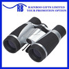 Hot selling promotional logo printed plastic cheap toy binoculars 4x30 with rubber grip