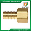 Brass Npt Threaded Hose Tails Barbed Fitting