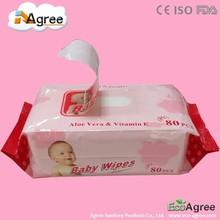Wet Wipe Manufacturer Welcome OEM baby wet wipe tissue