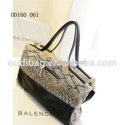 China Wholesale PU Leather Hand Bags for Woman