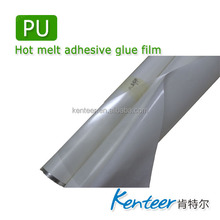 kenteerf PU hot melt adhesive films for Laminated neckline