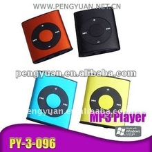 Hot-sale High quality Mini MP3 music player PY-3-096