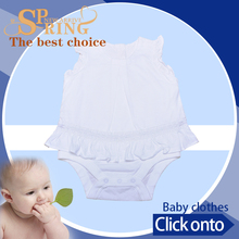 OEM Branded New Born 2015 new design fashion baby dress