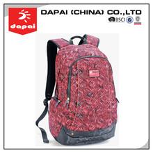 Quanzhou dapai 2015 newest design laptop backpack bag and computer accessories