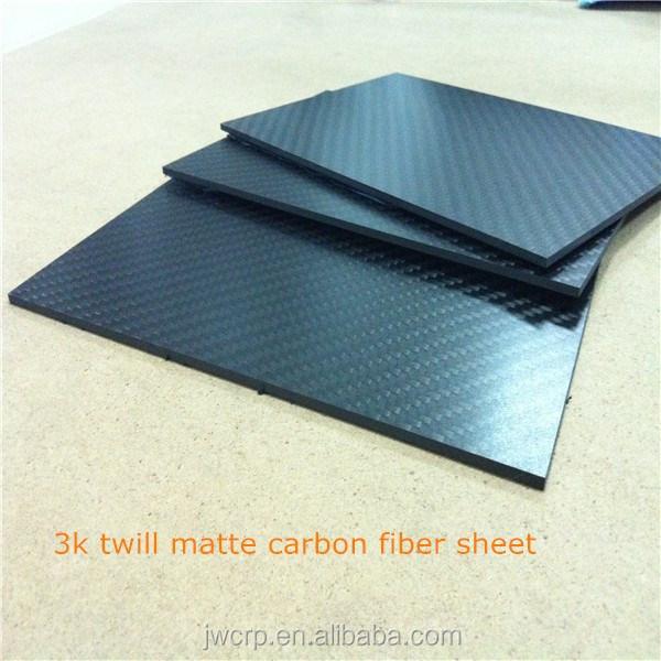 tam karbon fiber laminat farklı kalınlıktaki