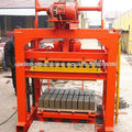 Qt4-40 mano operado bloque de hormigón que hace la máquina