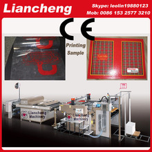 manual/automatic wedding card/socks and gloves/pcb/pen/plastic cup screen printing machine