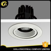 Easy installation indoor cob ceiling light inserts