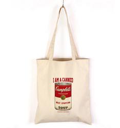 2015 fashion calico shoulder shopping promotional organic canvas tote cotton bag