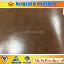 delicacy patent pu leather for bag made in china factory