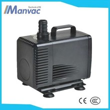 Venta directa de 60W hmax3.0m 220V Auto circulando mini SUMERGIBLE bomba de agua para Pond