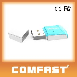 COMFAST CF-WU825N 300Mbps Wireless Adapter, Eco-Friendly Wireless VGA Dongle