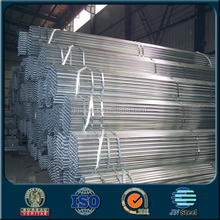 galvanized pipe size chart/galvanized steel pipe