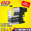 Cheap ink cartridge for brother compatible cartridge LC 121