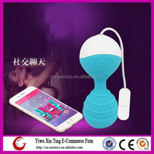 Latest 10 Speeds Vibration APP Remote Control Rechargeable Female Masturbation Device Wholesale Sex Toys for Woman