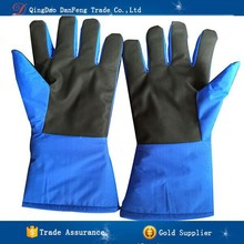 DANFENG DW-001 High quality low temperature work gloves resistant protection liquid nitrogen gloves