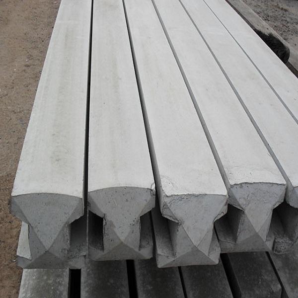 Precast Concrete Forms : Cement fence post precast concrete h beam making machine