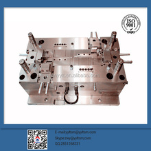 high quality manufacturer of plastic water filter injection molding design,metal molding