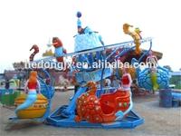attractive theme park amusement ocean walk animal rides for hot sale