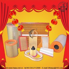 PU air filter from China manufacturers