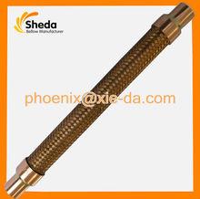 Copper flexible vibrator pipe