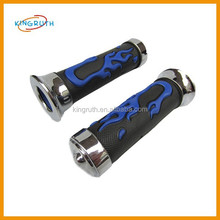 Hot Blue racing hand grips fit for dirt bike motorcycle