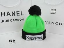 Custom 100% acrylic jacquard WOMEN MEN Winter knitted beanie hat T-224