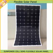 SUNPOWER 10W Flexible Solar Panel For 12V Battery