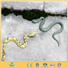 plastic snake toy fashion toy design danger animal