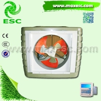Poultry Powerful 20000m3/h air conditioner to european