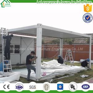 배송 컨테이너 가격 캘리포니아에 중국에서 컨테이너 호텔 디자인 조립식 강철 지붕 트러스