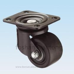 Medium Duty Top Plate 300kg Nylon Industrial Swivel Caster Wheel