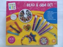 Bead and Gem Set