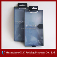 Chinese Factory Hot Sell Clear Plastic Phone Case Packaging Box