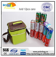 designer insulated wine/beer bottle cooler bag