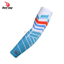 Running arm sleeves , custom sublimation blank cycling arm sleeves