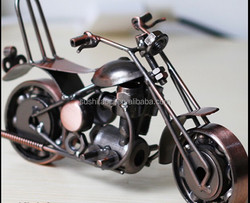 wholesale metal motorcycle model for home decoration