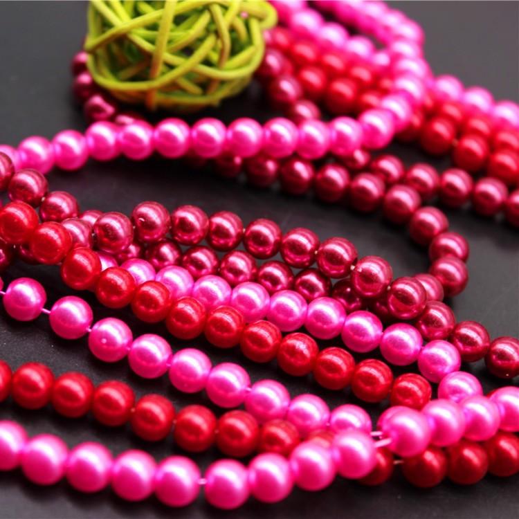 The craft factory plastique perles-assortiment couleurs