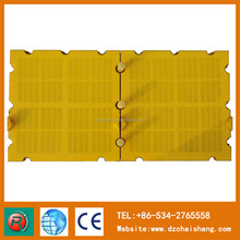 Manganese steel mesh , pu mesh,vibrating sieve