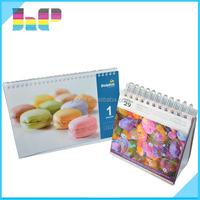 top high quality Professional Color Photo company 2016 desk calendar printing