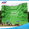 3D panels durable customized rock climbing wall for sale