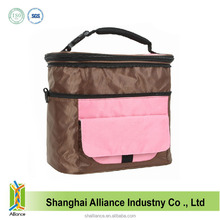 recycled aluminium foil cooler bag for medicine