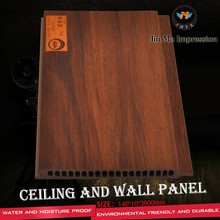 High Quality Wood Plastic WPC Cladding Manufacturer Factory