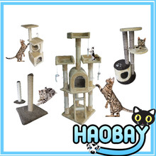 2015 new design Luxury cat tree hot sale pet products