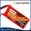 7.4V 1300mAh 45C LiPo battery for R/C airplanes and helicopters lithium polymer battery