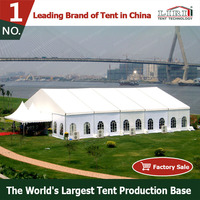 1000 People Church Tent Aluminum Alloy Structure for Ramadan and Hajj